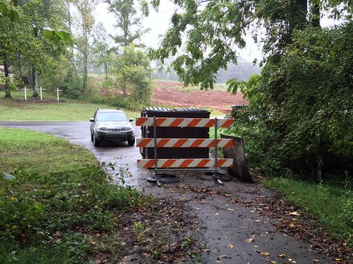 Partial Taking by NCDOT <…