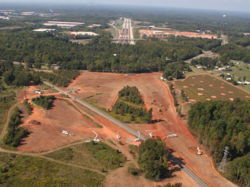 Partial Taking by NCDOT…